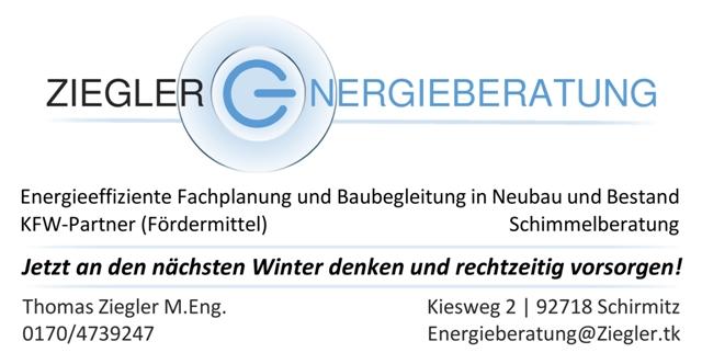 Energieberatung Thomas Ziegler